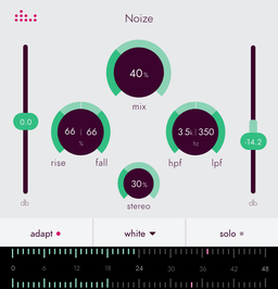 Noize plugin by Denise