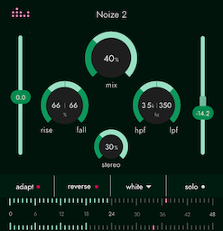 Noize 2 plugin by denise